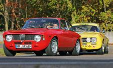 Alfa Romeo Giulia Sprint GTA GTAM Classic Cars Bilder technische Daten