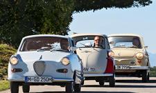 BMW Isetta Bilder Fahrbericht technische Daten