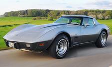 Chevrolet Corvette C3 Bilder technische Daten Traumwagen Oldtimer