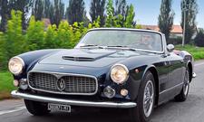 Maserati 3500 GT Spyder Vignale Bilder technische Daten Oldtimer Traumwagen