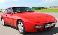 Porsche 944 S2 Youngtimer Bilder technische Daten Traumwagen