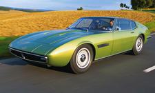 Maserati Ghibli Bilder technische Daten Oldtimer