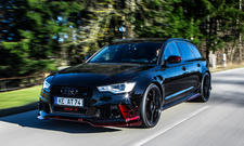 Abt RS6-R Audi RS 6 Avant Tuning 2014 Kombi mit 730 PS Generation C7