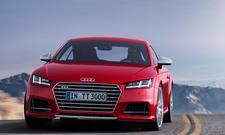 Audi TTS TT 2014 Genfer Autosalon Premiere Sport Coupe