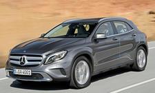 Mercedes GLA 200 CDI Fahrbericht Bilder technische Daten