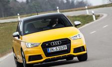 Fahrbericht Audi S1 2014 quattro Power Kleinwagen Allrad Sportback