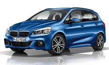 BMW 2er Active Tourer 2014 M Sportpaket Kompakt-Van M Paket