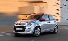 Citroën C1 2014 Preis City-Car Neuheiten Kleinstwagen