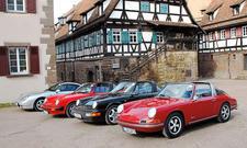 Porsche 911 Targa 1965-1998 Vergleich Bilder technische Daten