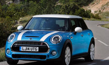 Mini Fuenftuerer 2014 5 Tuerer Hatch Cooper S SD
