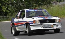 Opel Ascona 400 Scuderia Colonia 2014 Oldtimer Rallye Walter Roehrl Klassiker Fahrbericht