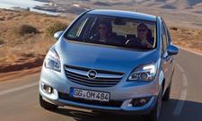 Opel Meriva Facelift 2014 1.6 CDTI Diesel 95 PS Preis Verbrauch Einstiegsmotor