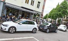 BMW i3 VW e-Golf Nissan Leaf Elektroauto Bilder technische Daten