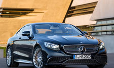Mercedes S 65 AMG Coupe 2014 V12 Luxuscoupe