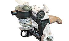 Wartburg 311 Dreizylinder-Zweitakt-Motor Technik Bilder technische Daten