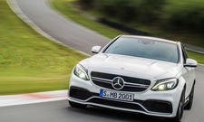 Mercedes C 63 AMG 2014 Paris V8 Power Limousine W205