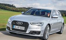 Audi A6 Avant 3.0 TDI quattro 2014 Facelift Test Fahrbericht