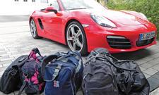 Porsche Boxster S Dauer-test Erfahrungen bericht mängel gepäck stauraum kofferraum volumen