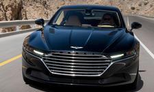 Aston Martin Taraf 2015 Lagonda Luxus Limousine