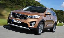 Kia Sorento 2015 Test Fahrbericht Korea SUV