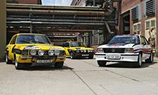 Opel Ascona 400 Ascona A Kadett GT/E Walter Röhrl Rallye Weltmeister Europameister Classic Cars Oldtimer