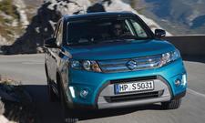 Suzuki Vitara 2014 Fahrbericht Kompakt-SUV Diesel Geländewagen Allradantrieb Bilder