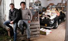 Sammlung Baillon Oldtimer Scheunenfund frankreich auktion versteigerung 0007