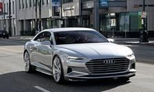 Audi Prologue Design Studie Audi A9 Luxus Limousine Fahrbericht