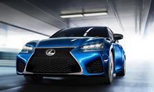 Lexus GS F 2015 Detroit Auto Show Power Limousine V8