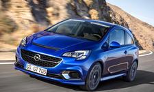 Opel Corsa OPC 2015 Genf 207 PS Sport Kleinwagen