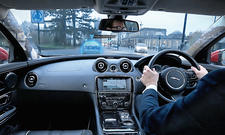 Jaguar Land Rover Augmented Reality Cockpit