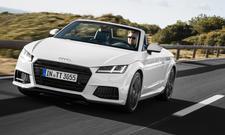 Audi TT Roadster Front