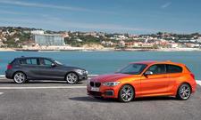 Fahrbericht BMW 1er Facelift 2015 120d xDrive M135i