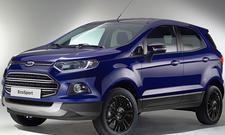 Ford EcoSport 2015 Facelift EcoSport S Mini-SUV Neuheiten