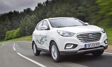 hyundai ix35 fuel cell brennstoffzelle kompakt-suv neuheiten