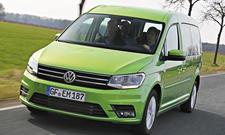 VW Caddy Maxi 2015 Facelift Test Fahrbericht Diesel Vierzylinder