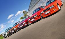 BMW 318 E21 320 E21318i touring E30 325i Cabrio E30 M3 E30 40 Jahre Jubiläum Classic Cars