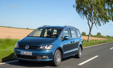 Fahrbericht VW Sharan 2015 Facelift Familien-Van Familienauto