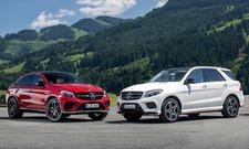 Fahrbericht Mercedes GLE Coupé 2015 AMG GLE63 Luxus-SUV SUV-Coupé