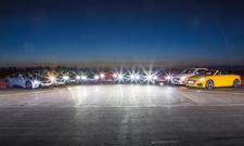 Lichttest Service Ratgeber Halogen Xenon LED Laser Vergleich