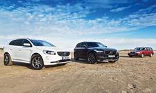Volvo XC90 XC60 V70 Cross Country Faszination Vergleich