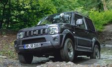 suzuki jimny facelift 2012 gebrauchtwagen front gelände suv ratgeber