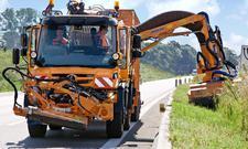 Spezialgerät Unimog Kleinlastkraftwagen