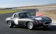 jaguar e type lightweight oldtimer neubau replika fahrbericht bilder technische daten
