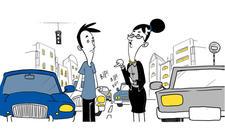 Autofahrer-Typen: Der Lehrer