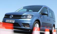 VW Caddy 2.0 TDI BlueMotion Hochdachkombi Test
