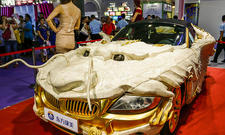 China Tuning BMW Z4 Drache Yak-Knochen