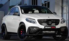 Mercedes GLE Coupé von Brabus