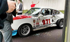 porsche 911 t magnus walker unfall crash
