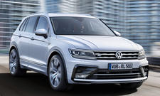 vw tiguan coup 2018 neue informationen. Black Bedroom Furniture Sets. Home Design Ideas